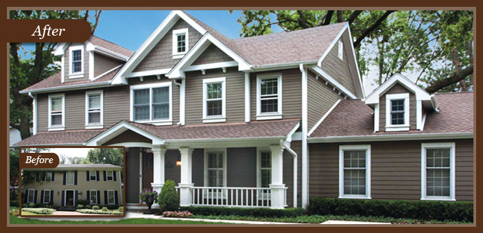 Chicago Exterior Remodeling