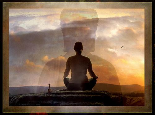 """""""Meditation"""" by hkoppdelay"""
