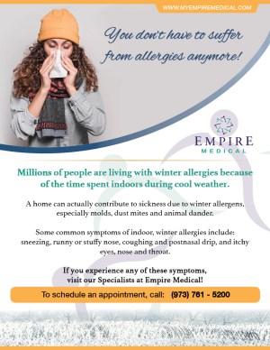 Winter Allergy