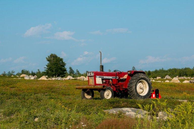 Maine Tractor