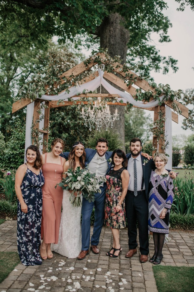 Boho Glam Wedding - Cloverleaf Farms-103