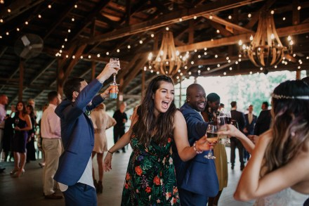 Boho Glam Wedding - Cloverleaf Farms-120