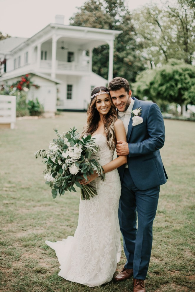 Boho Glam Wedding - Cloverleaf Farms-36