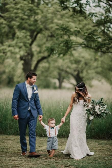 Boho Glam Wedding - Cloverleaf Farms-45