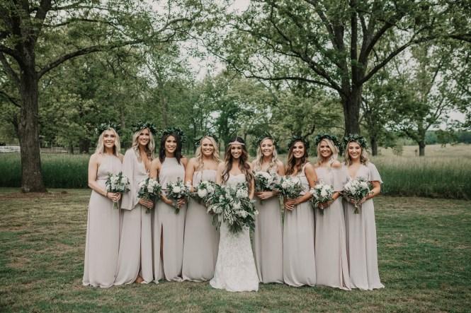 Boho Glam Wedding - Cloverleaf Farms-51