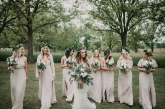 Boho Glam Wedding - Cloverleaf Farms-55