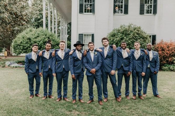 Boho Glam Wedding - Cloverleaf Farms-65