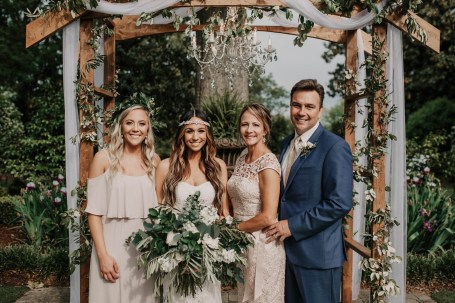 Boho Glam Wedding - Cloverleaf Farms-98