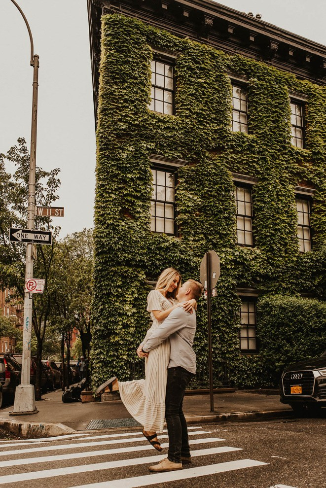 Greenwich Village Engagement Photos-34