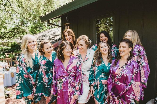 Megan and Patrick - Backyard Boho Wedding-11