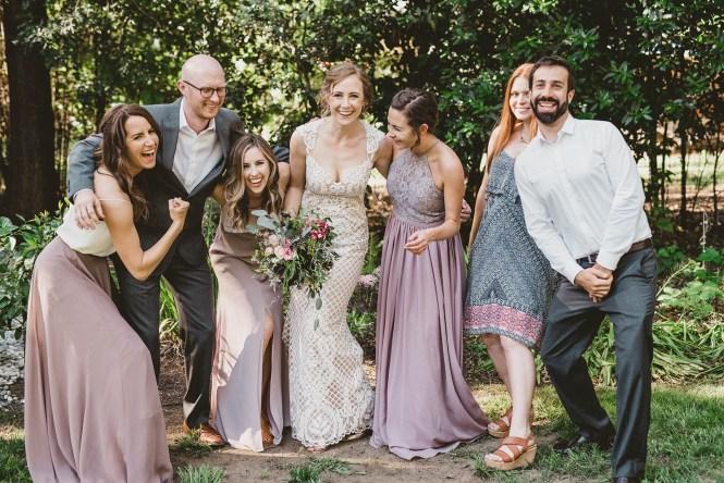 Megan and Patrick - Backyard Boho Wedding-117