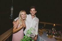 Megan and Patrick - Backyard Boho Wedding-153