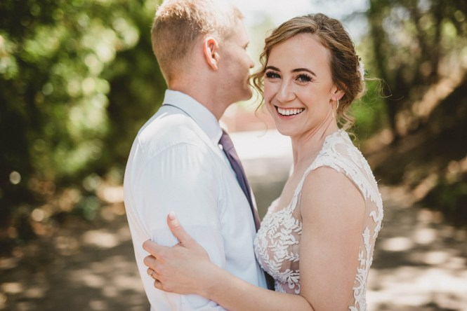 Megan and Patrick - Backyard Boho Wedding-34