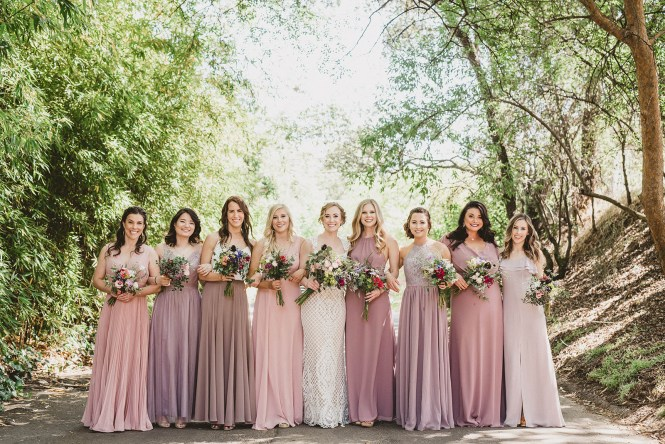 Megan and Patrick - Backyard Boho Wedding-47