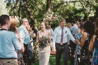 Megan and Patrick - Backyard Boho Wedding-98