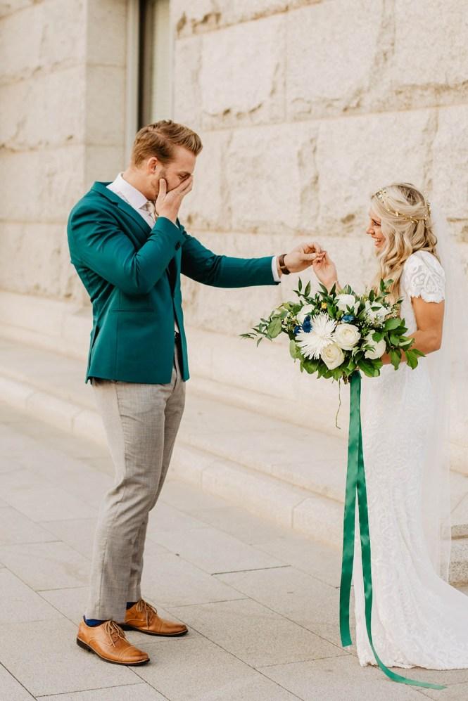 Lauren + Braden First Look + Bridals-10