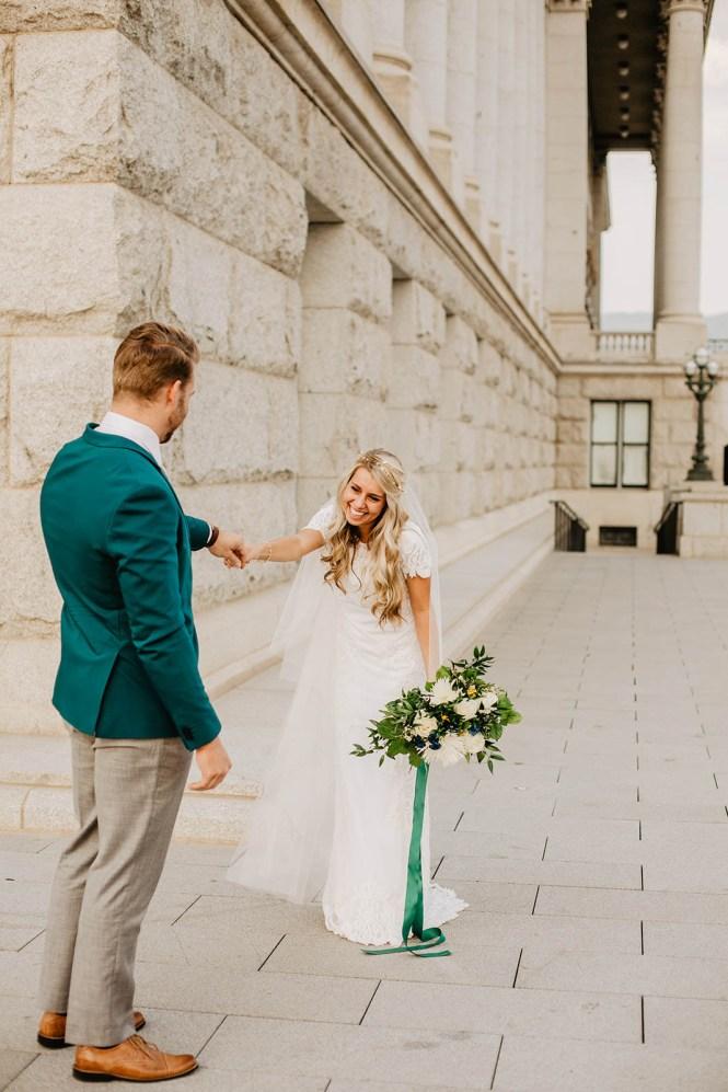 Lauren + Braden First Look + Bridals-13