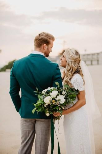 Lauren + Braden First Look + Bridals-29