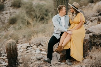 Piestewa Peak Engagement Photos-4