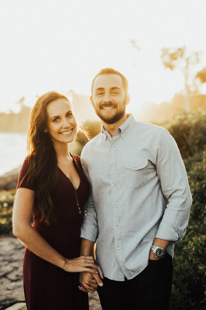Casi and Austin - Engagement Photos-34
