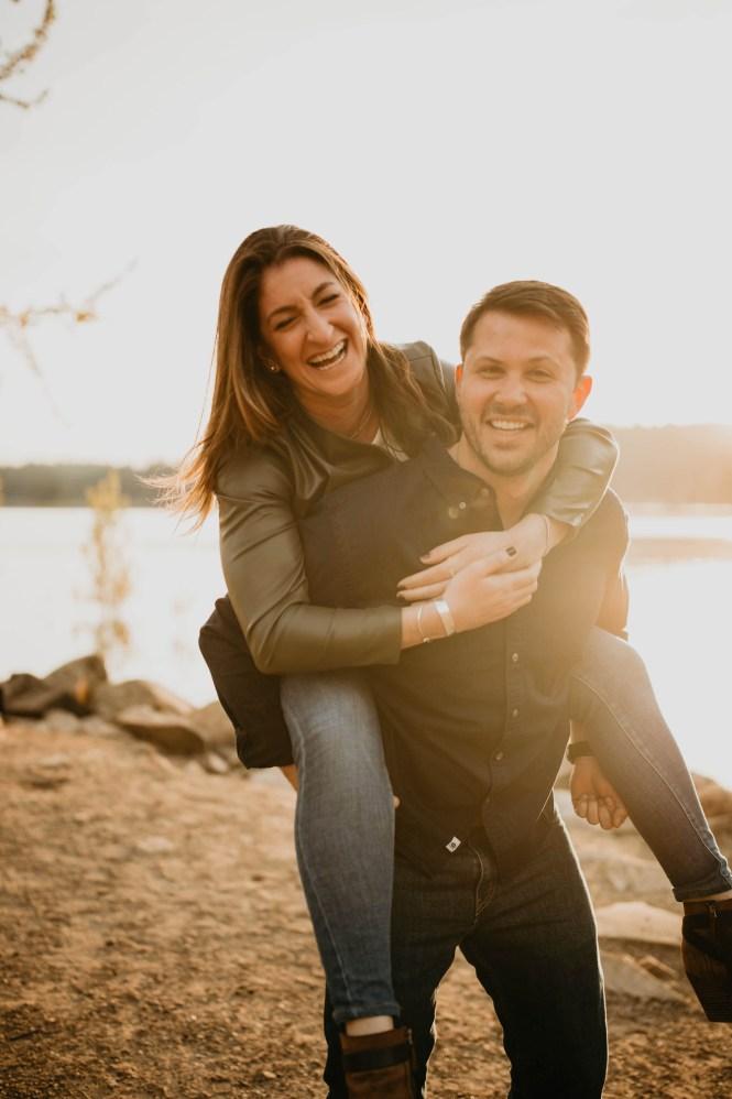 Stephanie and Brett - Tahoe Engagement Session-20