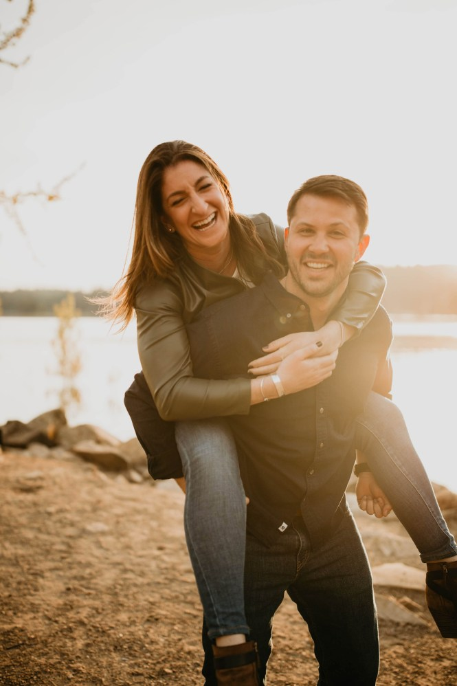 Stephanie and Brett - Tahoe Engagement Session-20