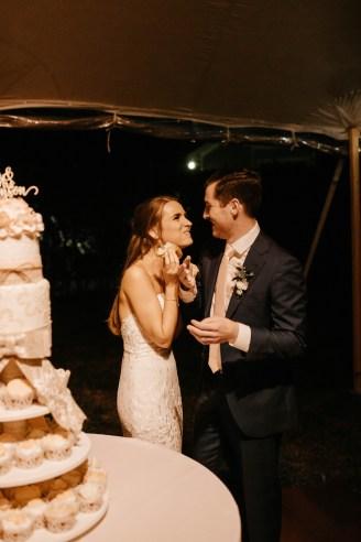 Backyard Shelter Island Wedding-106