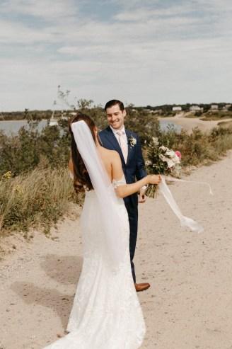 Backyard Shelter Island Wedding-18