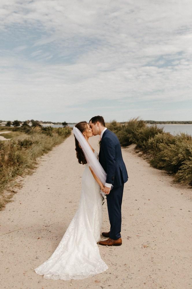 Backyard Shelter Island Wedding-22