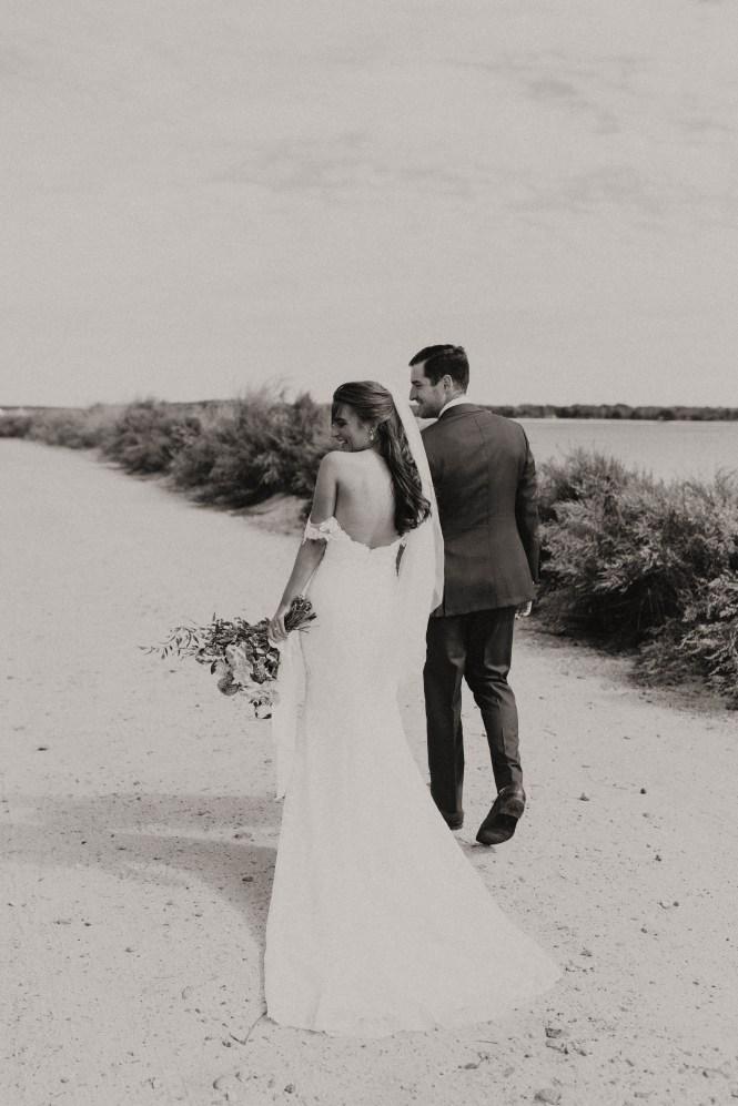 Backyard Shelter Island Wedding-23