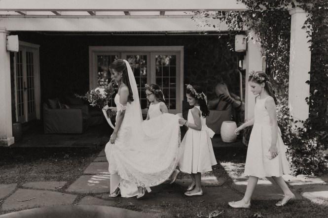 Backyard Shelter Island Wedding-35