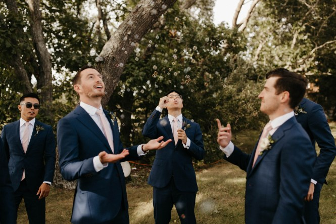 Backyard Shelter Island Wedding-44