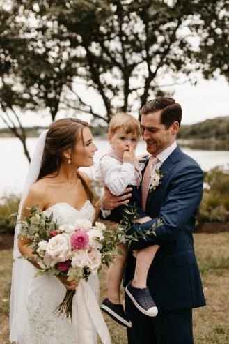 Backyard Shelter Island Wedding-50