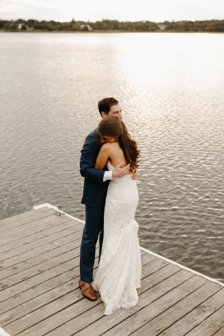 Backyard Shelter Island Wedding-87