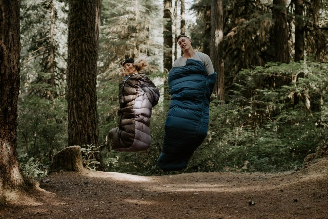 Camping Engagement Shoot-6