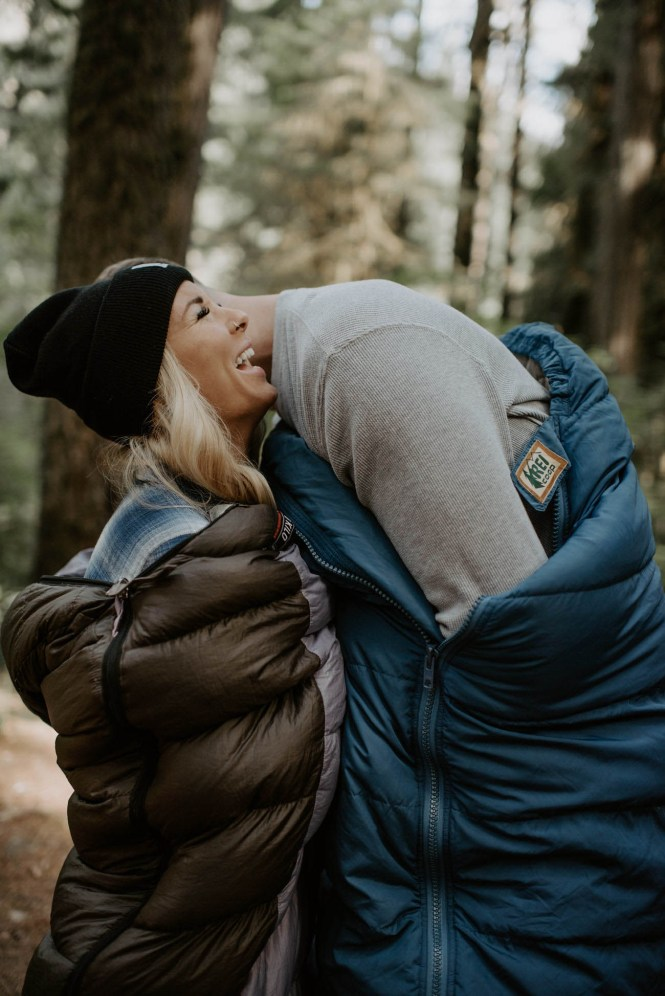 Camping Engagement Shoot-7