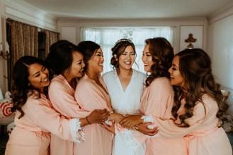 Intimate Wedding at Grace Vineyards in Galt CA-10
