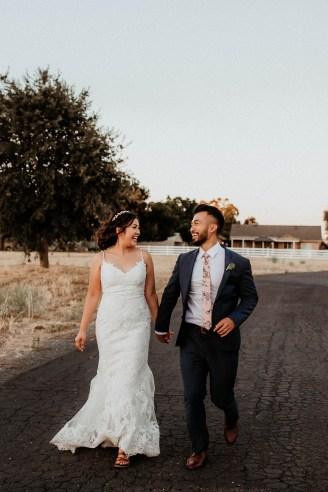 Intimate Wedding at Grace Vineyards in Galt CA-73
