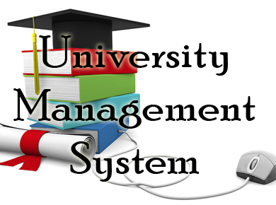 Online University Management System