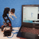 Computer operated Robotic Arm 4 Degrees of Motion