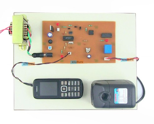 Cell Phone or Landline Based Circuit Breaker