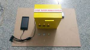Coin Based Mobile Charger