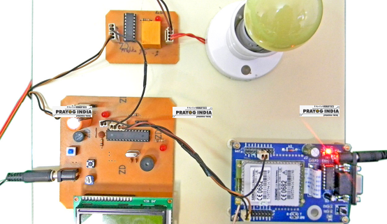 SMS based Vehicle Ignition System
