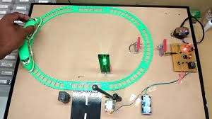 SMS Controlled Railway Crossing