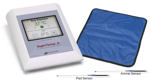 Touch Screen Controlling and Monitoring Temperature