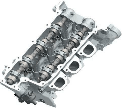 what is a camshaft