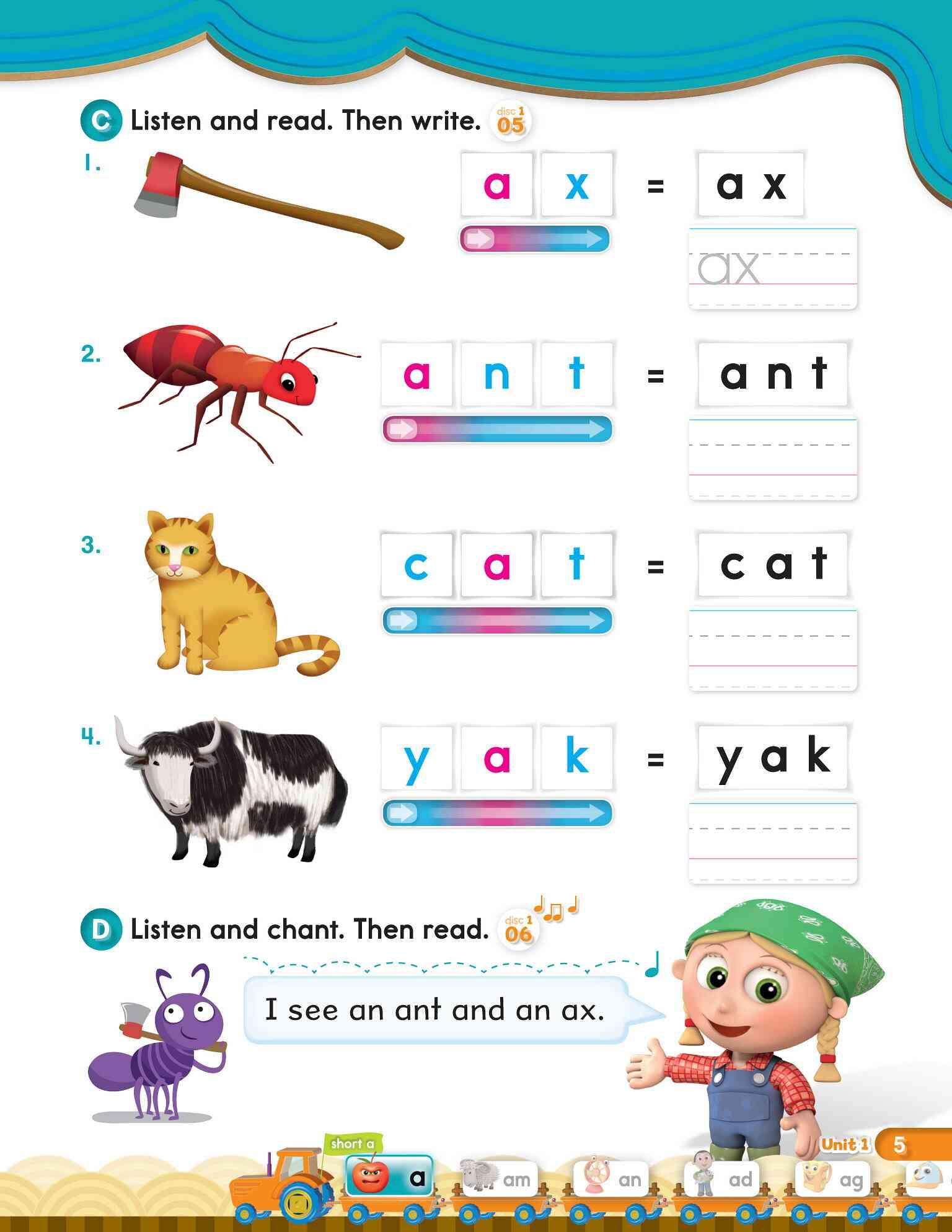 Oxford Phonics World My English Academy