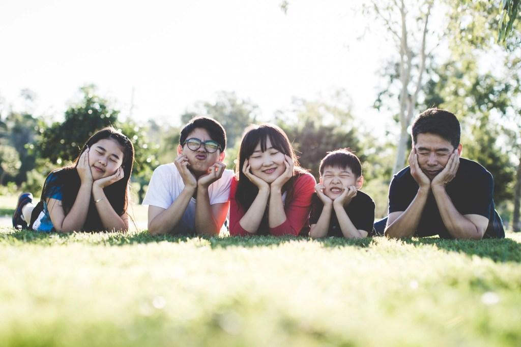 Conversar en inglés sobre tu familia