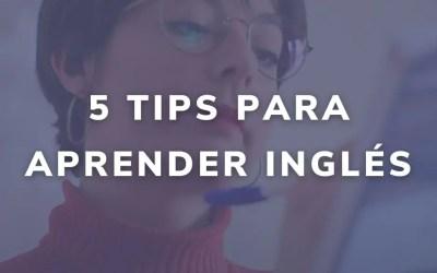 Inglés FÁCIL y RÁPIDO: 5 TIPS para formar buenos hábitos