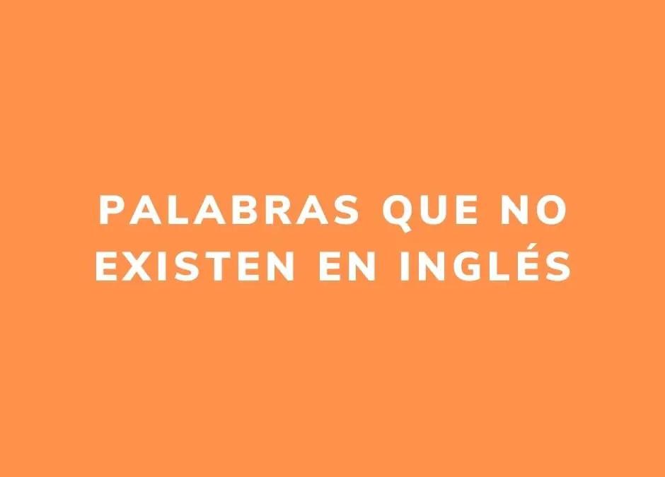 13 palabras relacionadas con el cuerpo que no existen en inglés